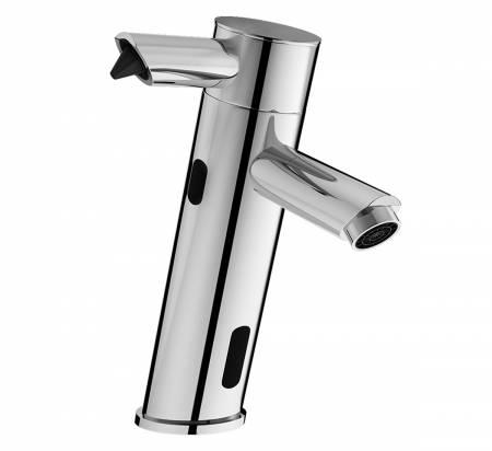 2 in 1 SS Automatic Tap with Automatic Dispenser