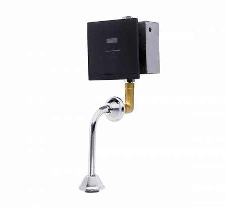 Premium Black Urinal