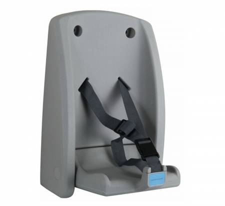 Baby Safety Seat for Bathrooms and Washrooms