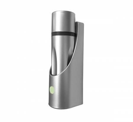 Silver Emergency Torch Light