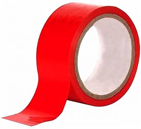 Floor Marking Tape Red