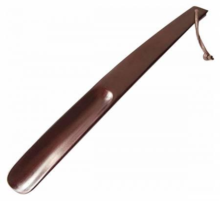 Wooden Handle Shoe Horn