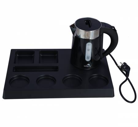 304 SS+ABS(Food Grade)Kettle With Tray