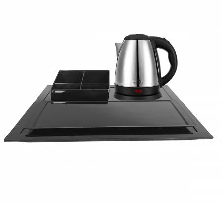 304 SS Kettle with Tray Sets
