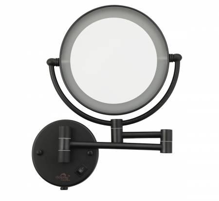 Black 5X LED