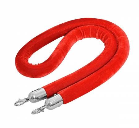 velvet Rope Silver Hook
