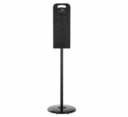 Freestanding dispenser Stand