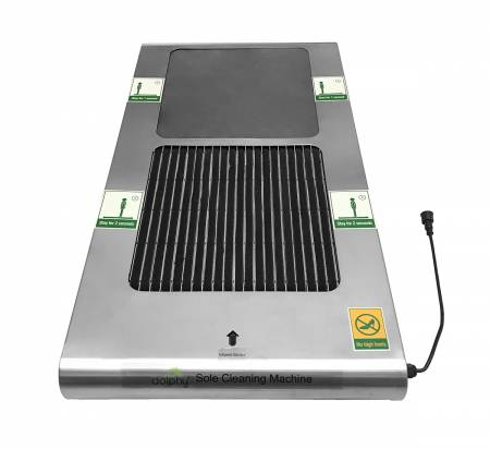 Sole cleaning & Sanitizing machine-DSCM0001