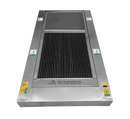 Automatic Sole Sanitizing & cleaning machine-DSCM0002