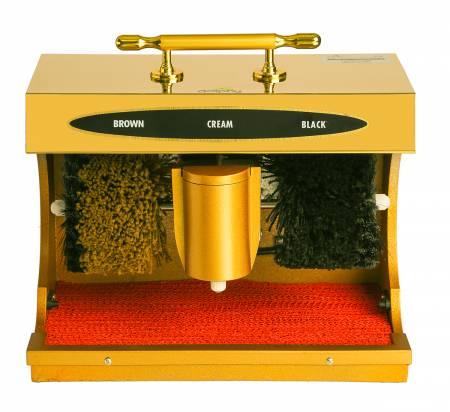 Gold Shoe Shining Machine