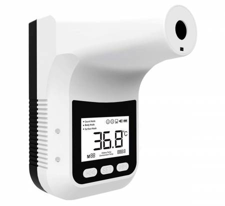 Forehead Thermometer With Alarm