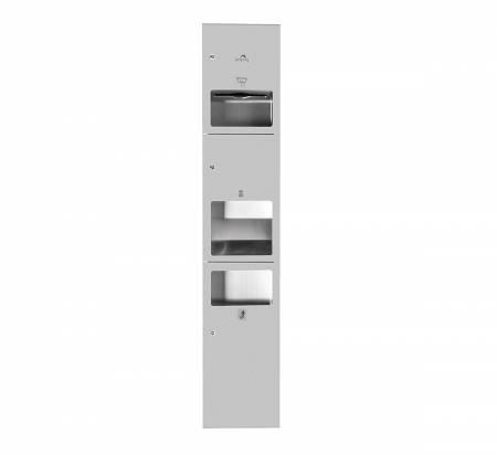 Stainless steel Washroom Panel