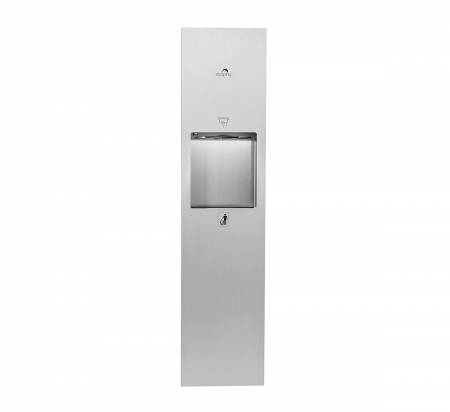 2-in-1 Paper Dispenser + Waste Bin